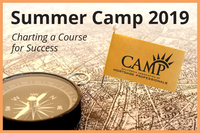 Summer Camp 2019 Charting a course for success logo
